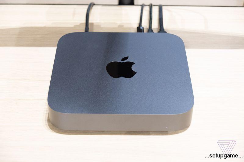 کامپیوتر رومیزی Apple Mac mini رسماً معرفی شد؛ 2 ترابایت حافظه داخلی و 64 گیگابایت RAM