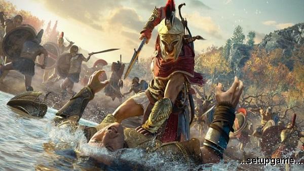 Assassin's Creed Odyssey بیش از انتظارات فروش داشته است