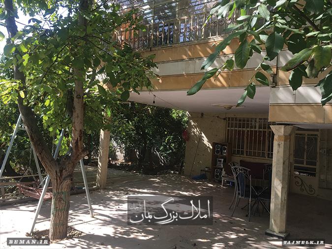 فروش باغ و باغچه در ملارد کد 1206 املاک بمان