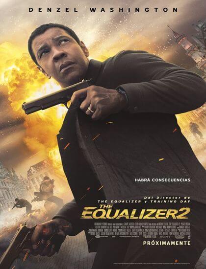 دانلود فیلم اکولایزر 2 2018 – The Equalizer 2