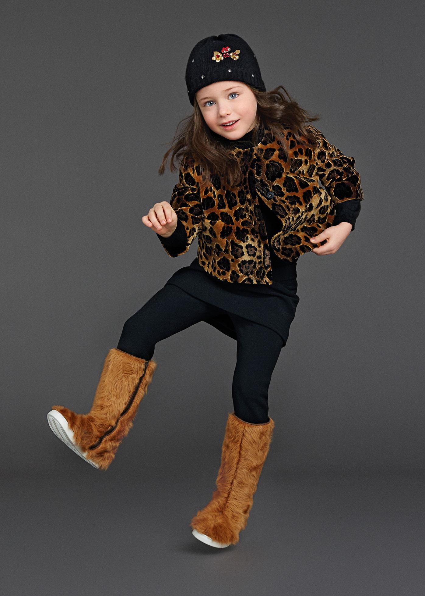 مدل لباس دختر بچه پاییز و زمستان 4