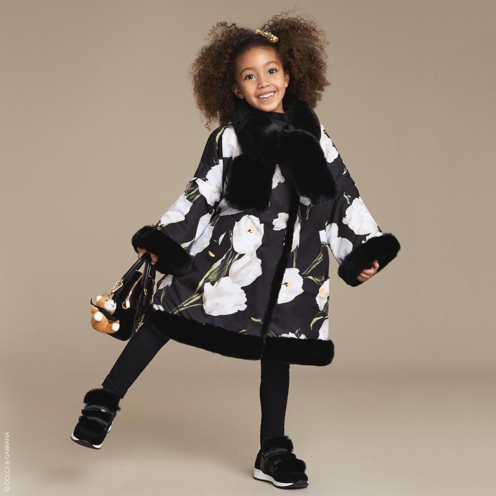 مدل لباس دختر بچه پاییز و زمستان 7