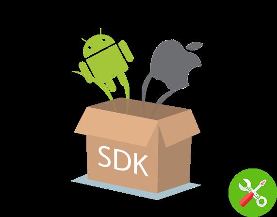 دانلود API های منتشر شده Android SDK