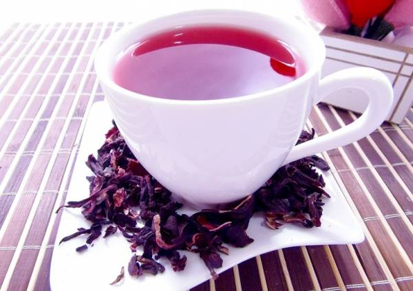 خواص چای ترش و عوارض آن