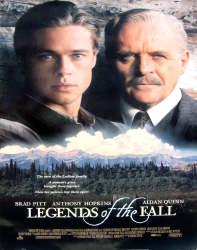 فیلم افسانه خزان Legends of the Fall 1994