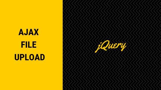 ارسال  درخواست POST به RazorPage Handler و آپلود فایل به صورت Ajax
