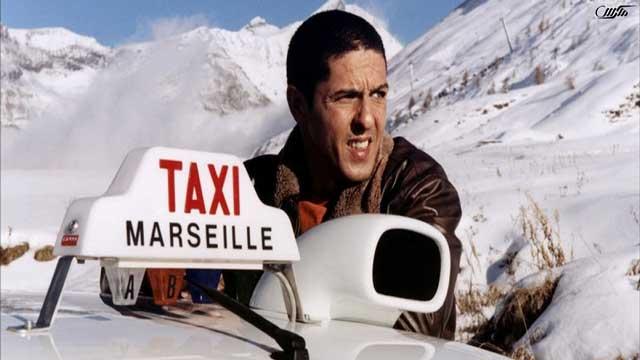 فیلم خارجی تاکسی 5- Taxi 5 2018