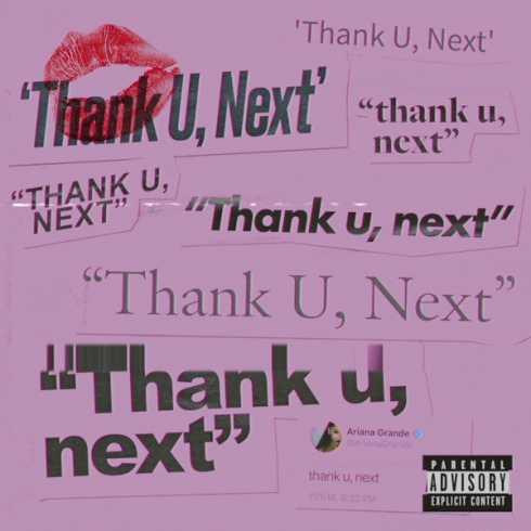 دانلود آهنگ thank u next از Ariana Grande به همراه متن