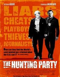 فیلم میهمانی شکار The Hunting Party 2007