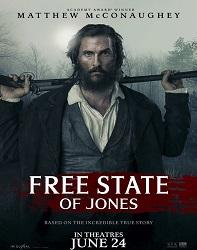 فیلم منطقه آزاد جونز Free State of Jones 2016