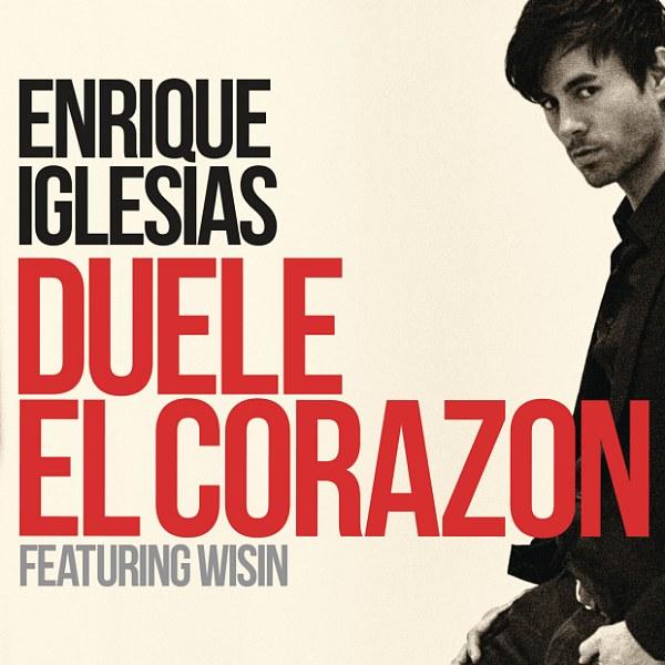 دانلود آهنگ Duele El Corazon از انریکه ایگلسیاس با کیفیت 320 + ترجمه فارسی