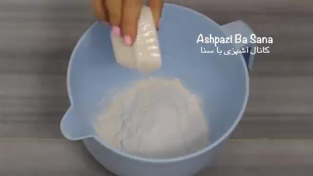تبدیل آرد معمولی به آرد شیرینی پزی در منزل