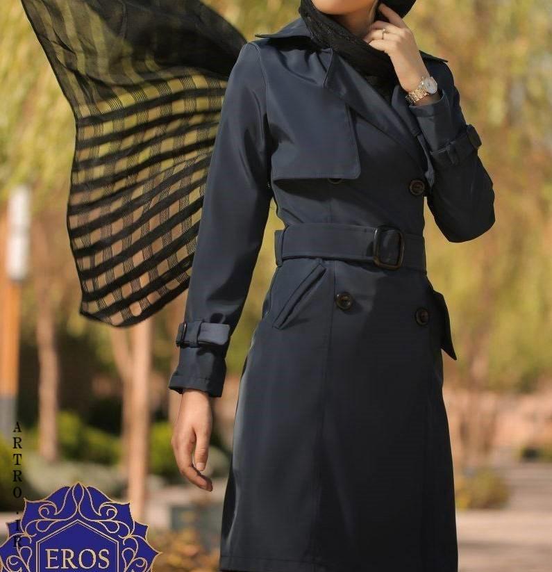 مدل مانتو بارانی زنانه دخترانه 2018-98