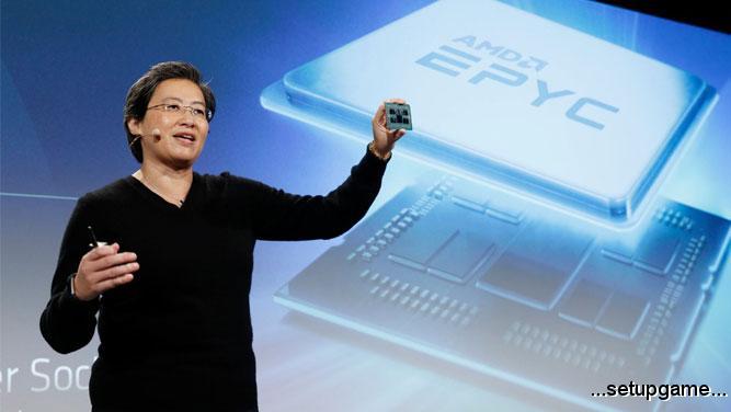 ریزمعماری پردازنده 7 نانومتری Zen 2 معرفی شد؛ انقلابی دیگر از AMD