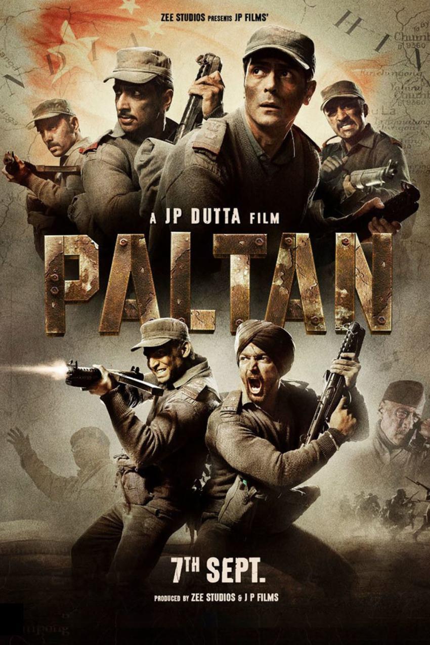 فیلم Paltan 2018