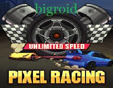 دانلود بازی اندروید Pixel Racing