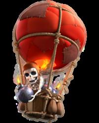 بالون نظامی – Balloon