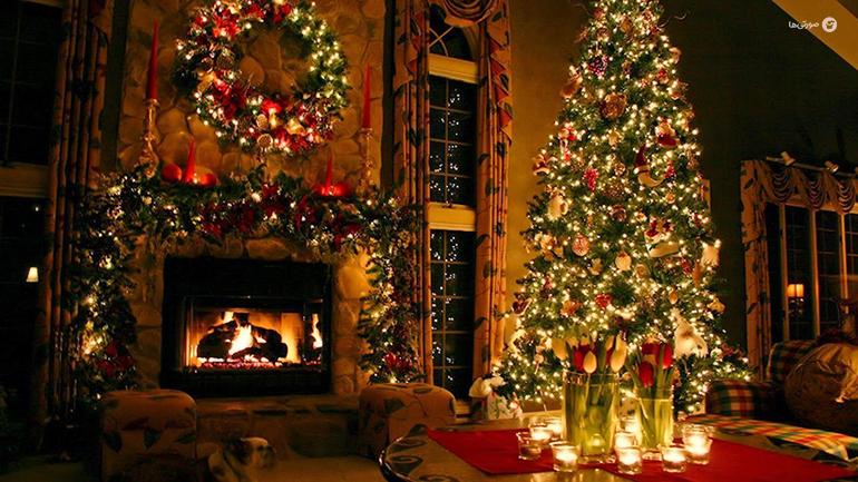 نشان های مخصوص کریسمس