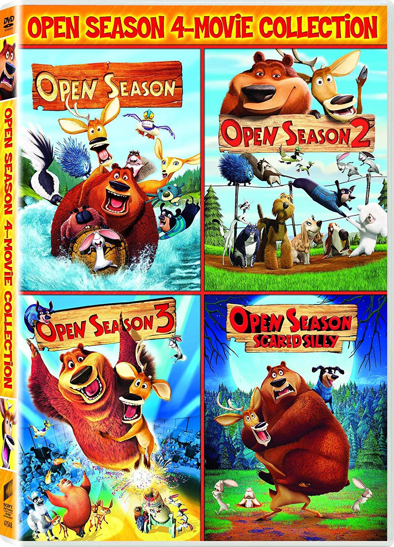 دانلود دوبله فارسی قسمت 1 2 3 4 انیمیشن فصل شکار|Open Season