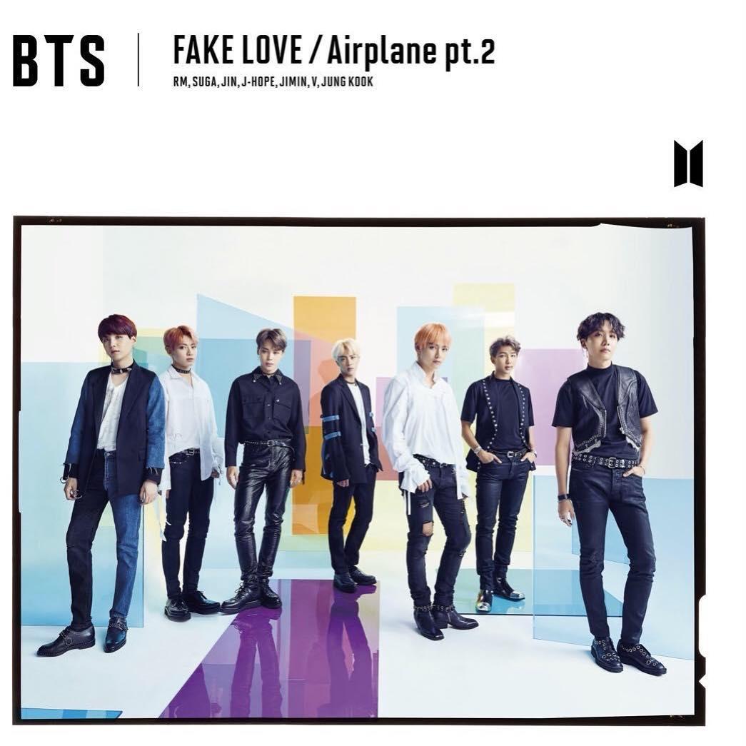 دانلود آهنگ Airplane PT2 Japanese Version از BTS | با متن