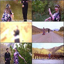 آزاد جواهری به نام چاوجوان | کردی شاد آزاد جواهری چاوجوان
