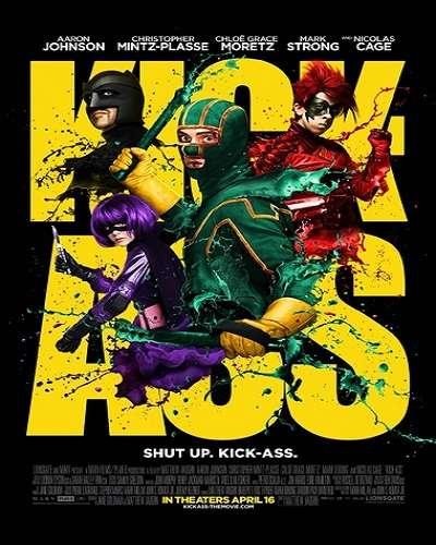 دانلود فیلم Kick-Ass 2010 دوبله فارسی