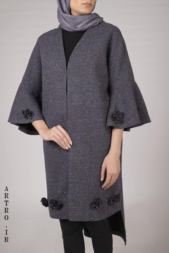 مدل مانتو استین کلوشی