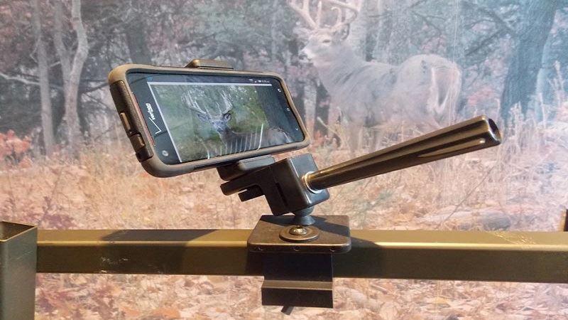 کنترل دوربین گوشی از راه دور با استفاده از برنامه اندروید