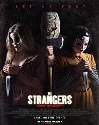 فیلم غریبه ها شکار در شب The Strangers Prey at Night 2018