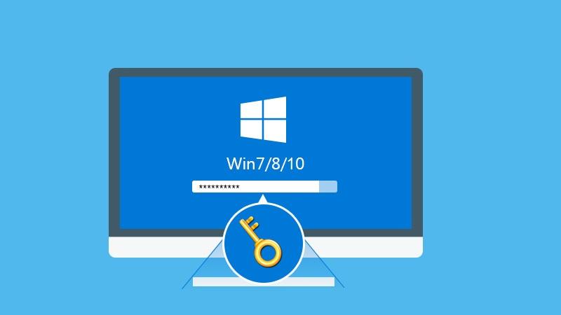 آموزش گذاشتن رمز روی کامپیوتر برای ویندوز 7، 8 و 10