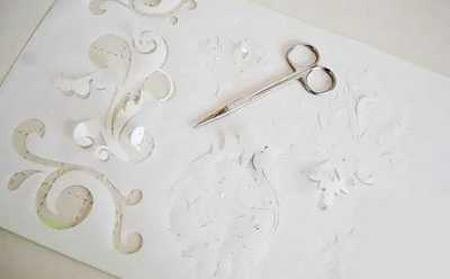 آموزش نقاشی روی لباس,نقاشی روی پارچه