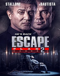فیلم نقشه فرار 2 جهنم Escape Plan 2 Hades 2018 دوبله فارسی
