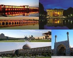دانلود تحقیق آشنایی با مکان های گردشگری شهر اصفهان