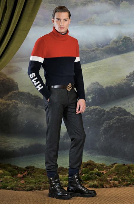 لباس های پاییز و زمستانی مردانه