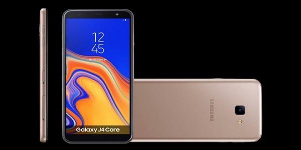 سامسونگ Galaxy J4 Core را به عنوان دومین گوشی Android Go معرفی کرد