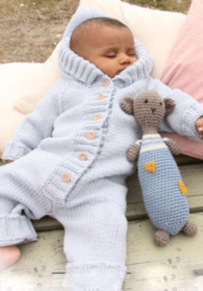 آموزش بافت سرهمی نوزاد