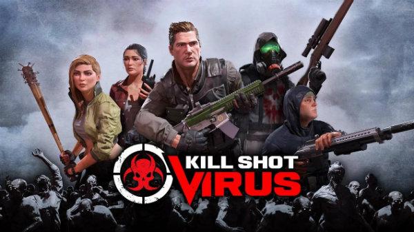 معرفی بازی Kill Shot Virus؛ اکشن پاپ کورنی