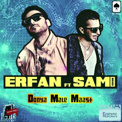 Erfan Ft Sami Beigi Donya Male Mast