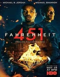 فیلم فارنهایت Fahrenheit 451 2018
