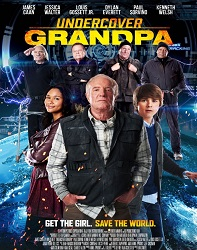 فیلم بابا بزرگ مامور مخفی Undercover Grandpa 2017