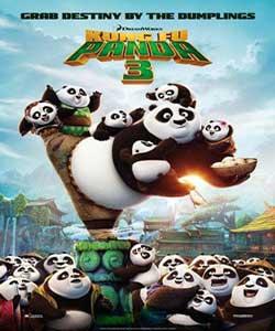 انیمیشن دوبله پاندای کونگ فو کار3-Kung Fu Panda 2016