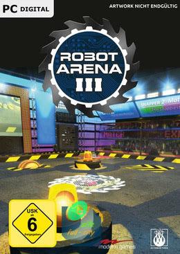دانلود بازی Robot Arena III