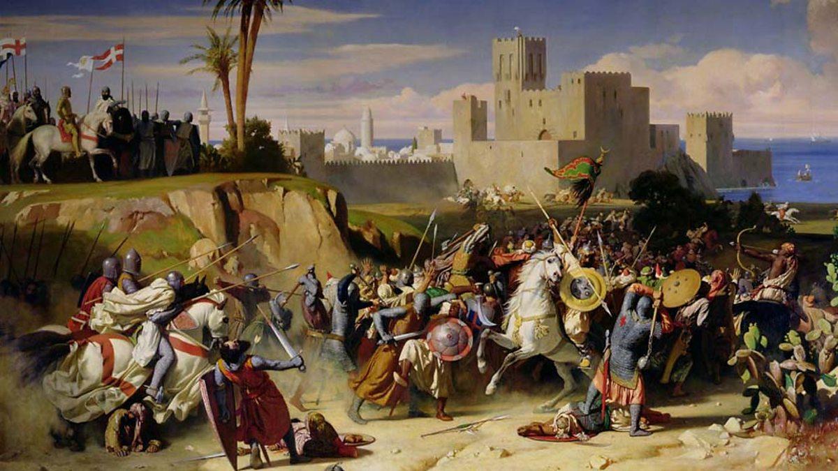 همه چيز درباره جنگهای صلیبی