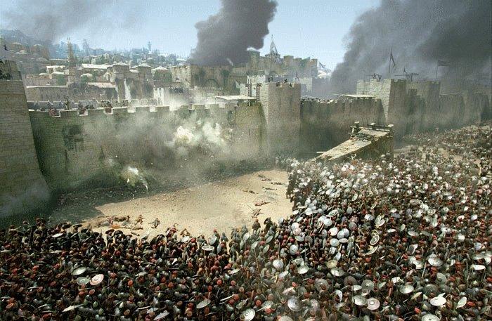 سیر تاریخی جنگهای صلیبی