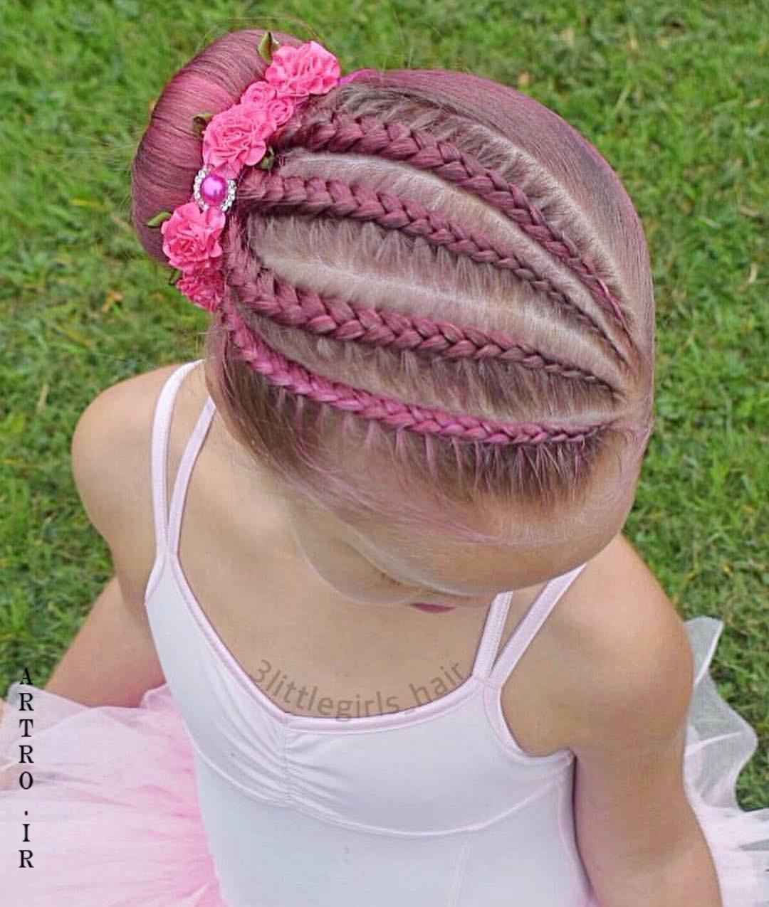 بافت مو جدید دخترها