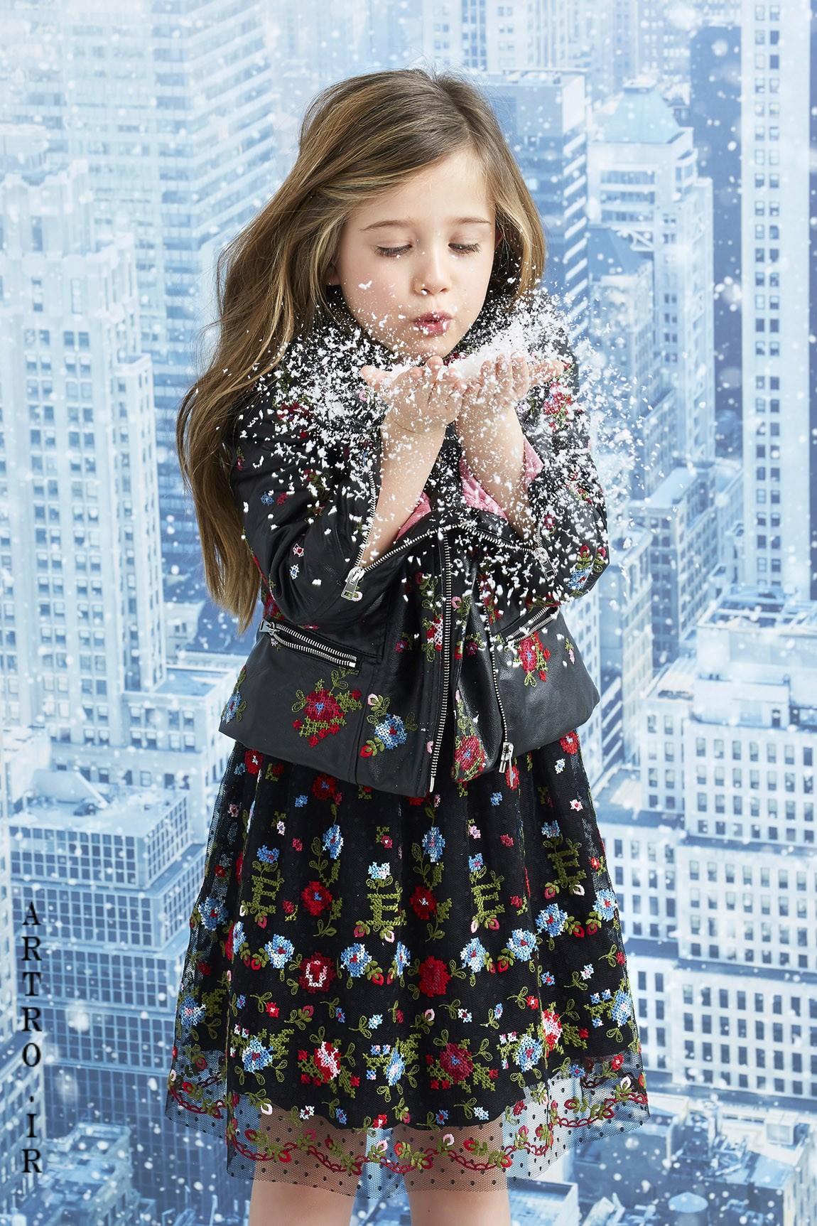 مدل لباس شیک زمستانی دخترها