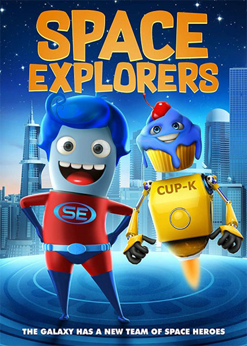 دانلود انیمیشن Space Explorers 2018