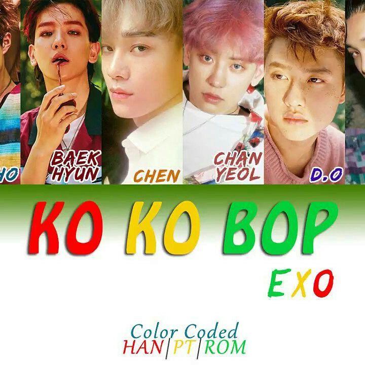 دانلود آهنگ کوکوباپ Ko Ko Bop از Exo | ورژن کره ای + پخش آنلاین