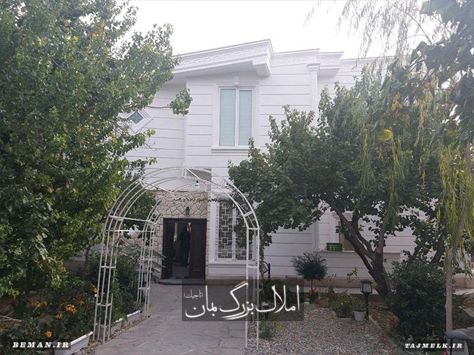 باغ ویلا در ملارد کد 305 املاک بمان