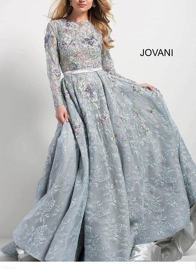 مدل لباس مجلسی 2018 ترکیه دخترانه